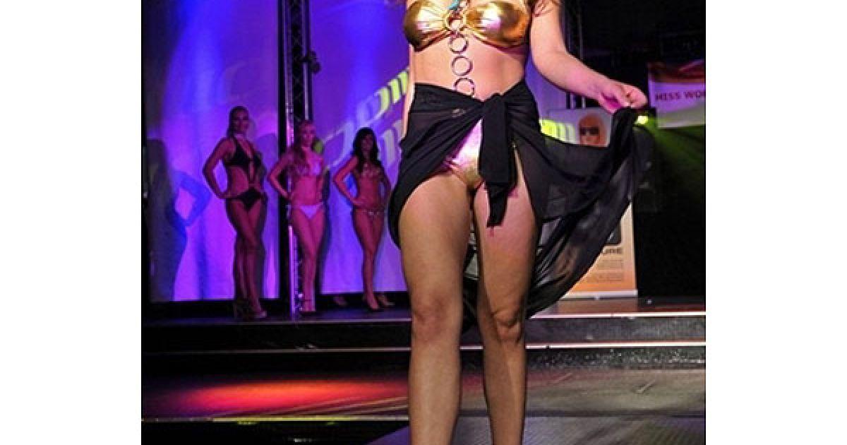 Олександра Водянникова у 2004 році отримала звання Miss Intercontinental, а в 2005 була визнана найкращою німецькою топ-моделлю. @ AFP
