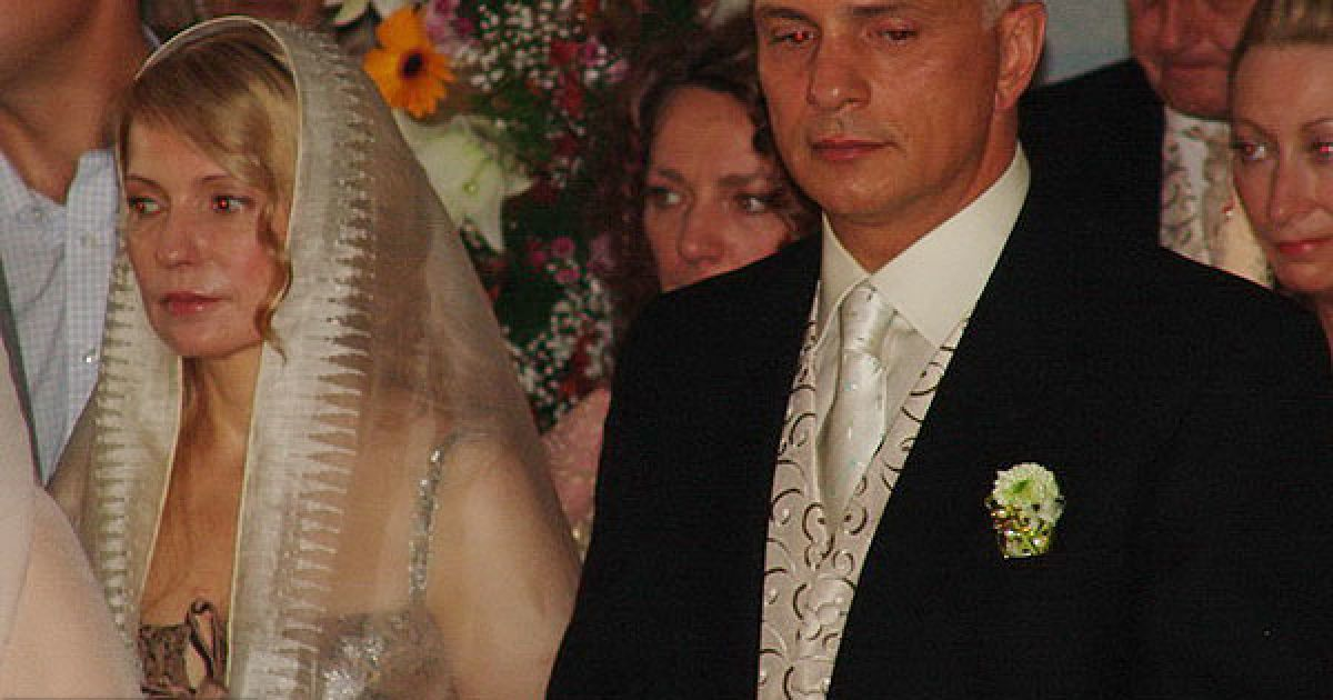 Юлія Тимошенко з чоловіком Олександром @ Євген Бурляй/ТСН.ua