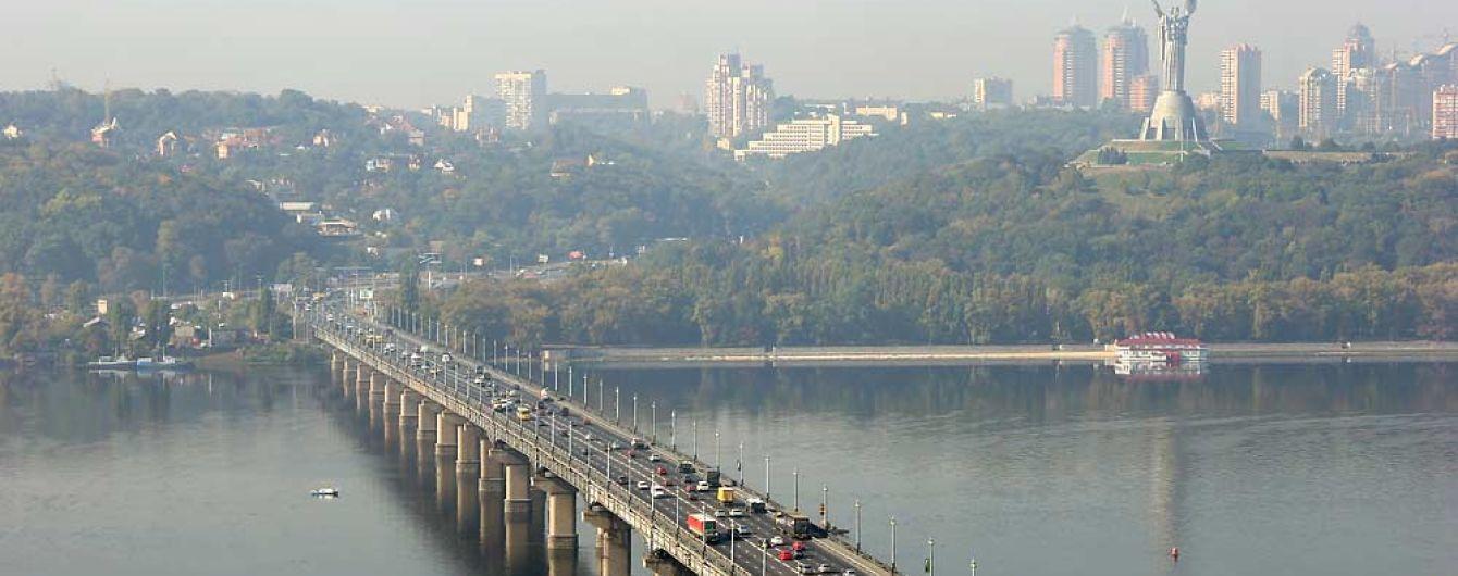 Минкульт обвинили в блокировании ремонта моста Патона в Киеве