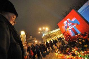 В 11-ти країнах світу вшанують пам'ять жертв Голодомору