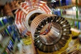 Пучки протонів в колайдері почали виробляти рекордну енергію