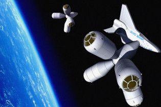 Перший космічний готель відкриється у 2012 році