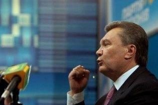 Янукович пошкодував, що втретє не сів до в'язниці