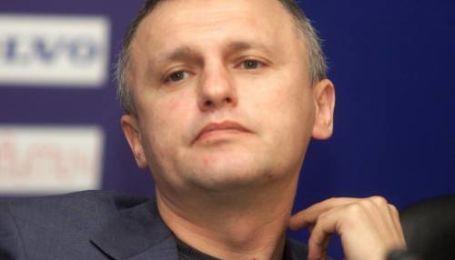 Ігор Суркіс - про відміну Кубка Першого каналу