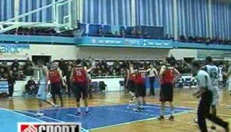 Про поразки українських баскетболістів
