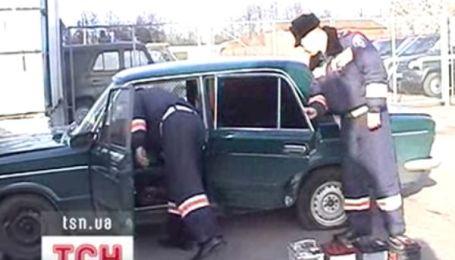 Затримали автовикрадачів