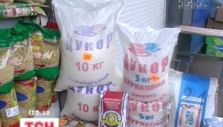 Як ростуть ціни на цукор