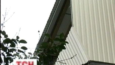 Небезпечний балкон