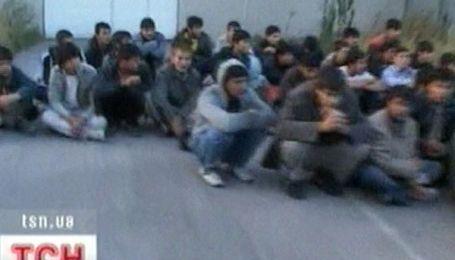 У Франції знищили табір нелегалів