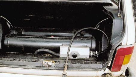 Газові двигуни
