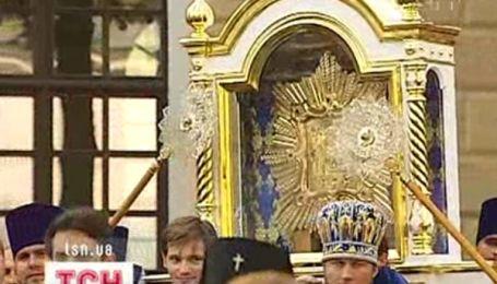 Чудотворна ікона в Києві