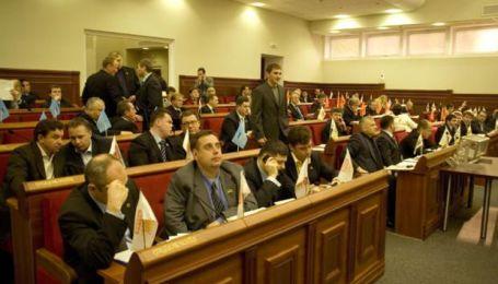 Нове протистояння в Київраді