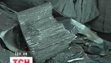 Підпільне вугілля