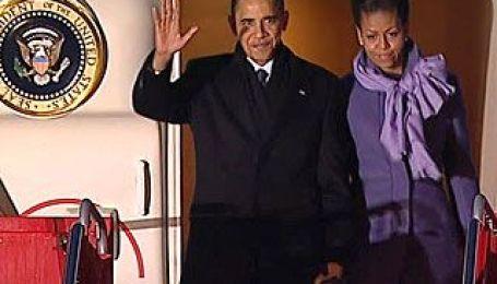Обама прибув до Осло за Премією миру