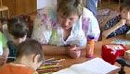 Дитячі інтернати в Україні