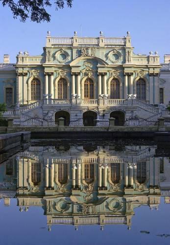 Маріїнський палац реставрують