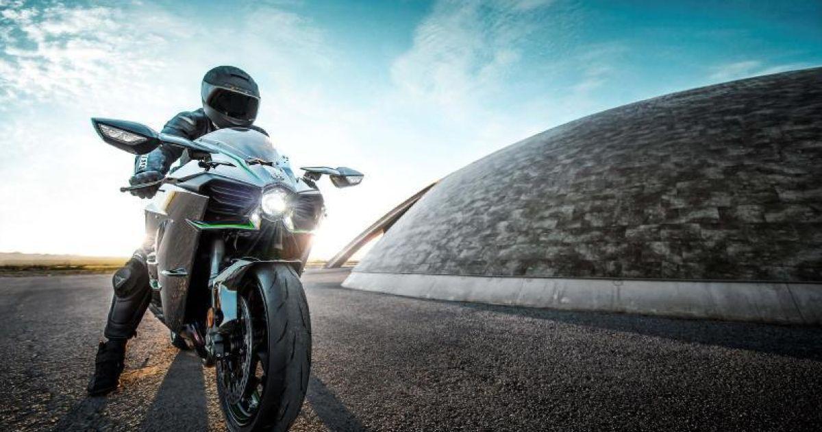 японцы объявили цены на Kawasaki Ninja H2 и H2r новости Tchua