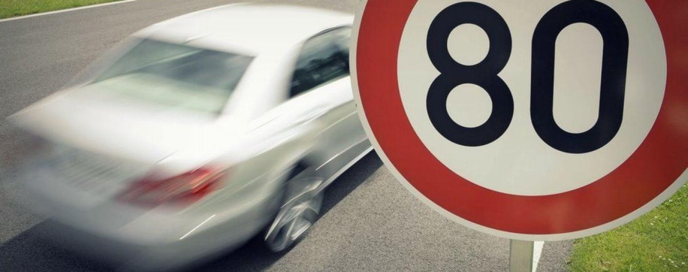 Киевсовет утвердил повышение ограничения скорости на улицах города