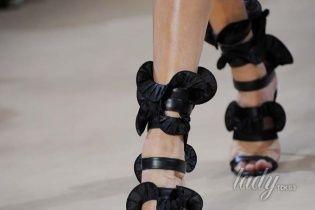 Обувные тенденции лета 2014