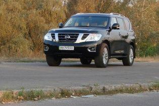 Тест-драйв Nissan Patrol: Роскошь для бездорожья