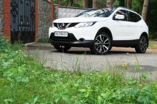 Тест-драйв Nissan Qashqai: Не проходите мимо