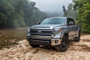 Американские дилеры разработали спецверсию Toyota Tundra