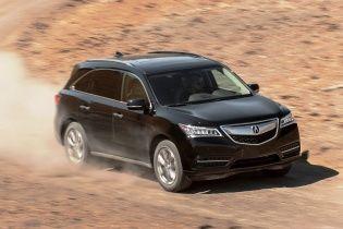 Тест-драйв Acura MDX: Американская мечта