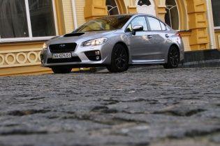 Тест-драйв Subaru Impreza WRX: Болид со всеми удобствами