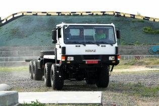 """АвтоКрАЗ"" разработал шасси под установку тяжелого оборудования"