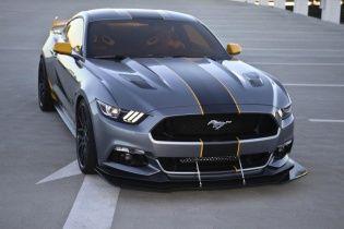 """Ford построил """"благотворительный"""" Mustang GT"""