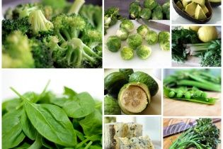 4 самых зеленых весенних рецепта