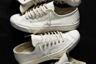 Maison Martin Margiela и Converse презентовали модные кеды - Шоу ... 42633235836c0