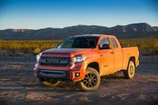 В США объявлены цены на Toyota Tundra TRD Pro