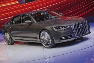 Audi запустит в серию удлиненный гибрид A6