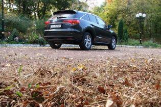 Тест-драйв Acura RDX: Не скромно, но со вкусом