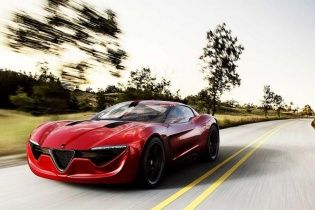 Модели Alfa Romeo получат моторы Ferrari