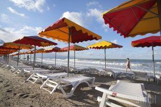 Морские курорты материковой Украины