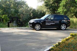 Тест-драйв Range Rover Sport: Мечта депутата