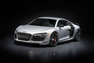 Audi представила спецверсию суперкара R8