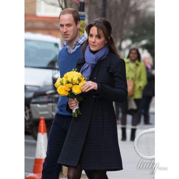 Герцогиня Кембриджская и принц Уильям _5