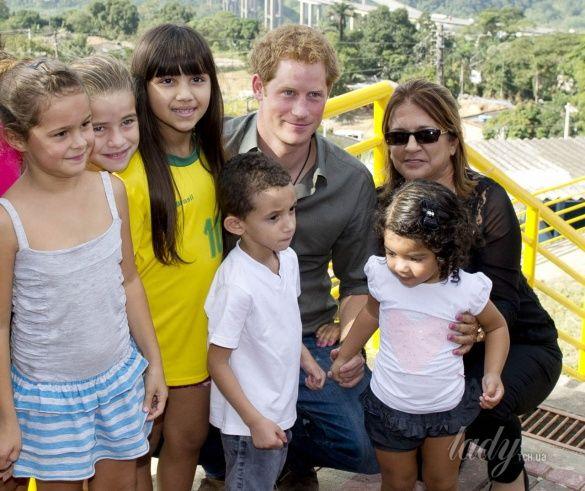Принц Гарри в Бразилии_2