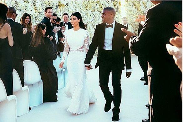 Свадьба Ким Кардашьян _2
