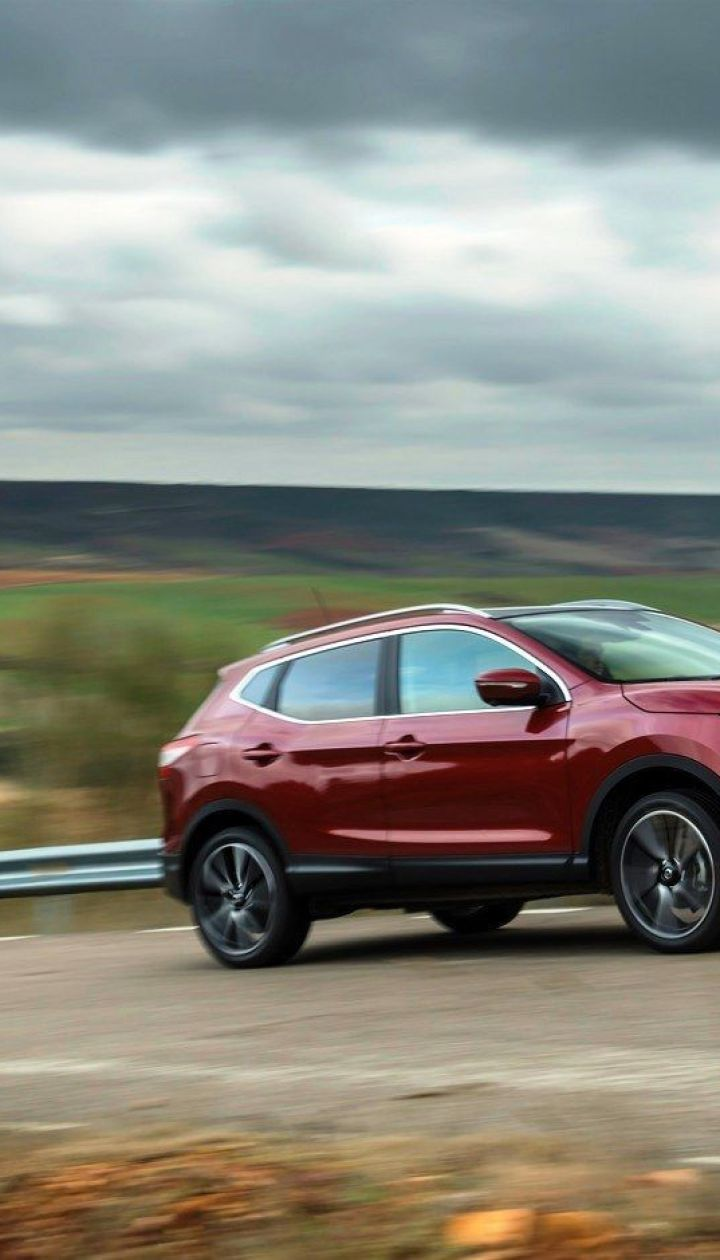 Тест-драйв Nissan Qashqai diesel: Сплошное обогащение