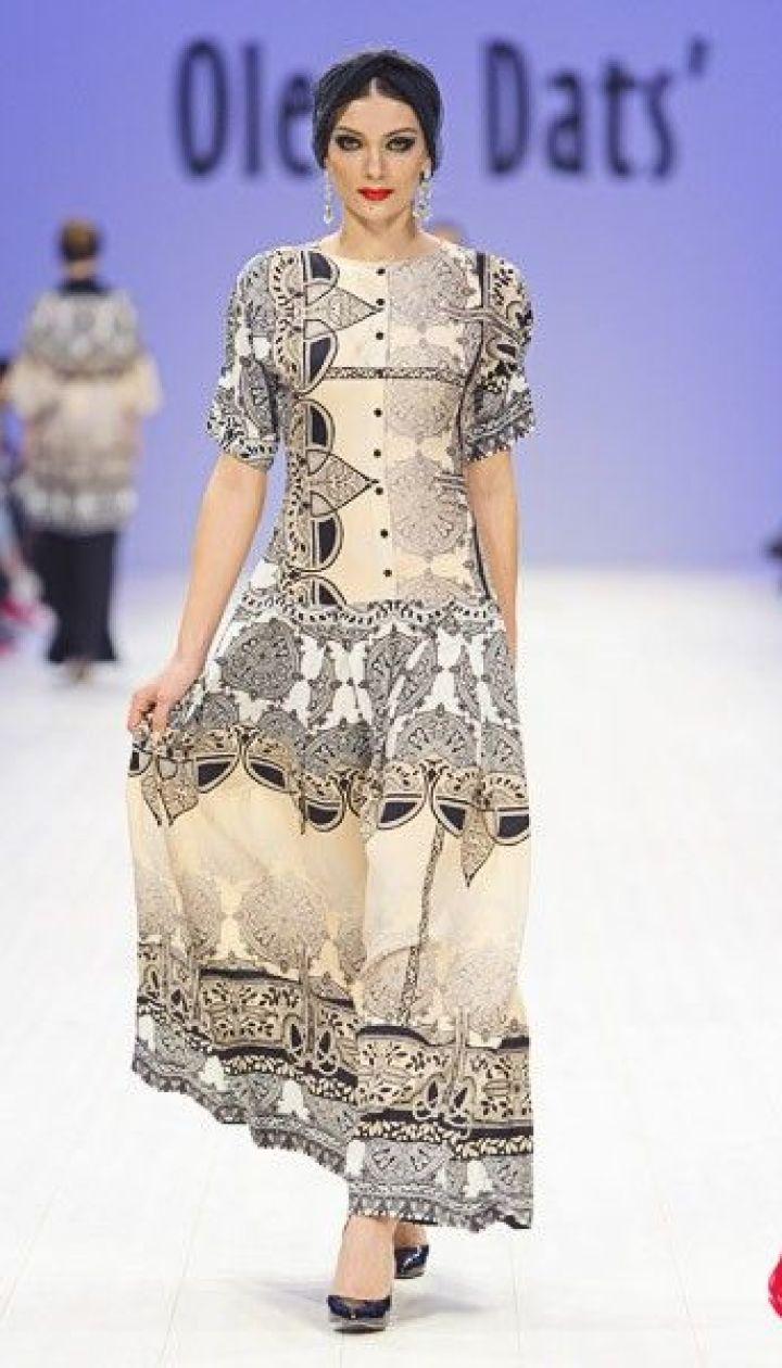 Коллекция Olena DATS'сезона осень-зима 2014-2015 @ fashionweek.ua
