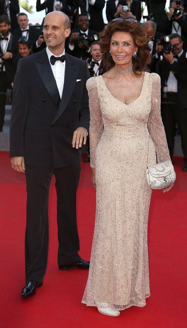 Эдоардо Понти и Софи Лорен @ Getty Images/Fotobank