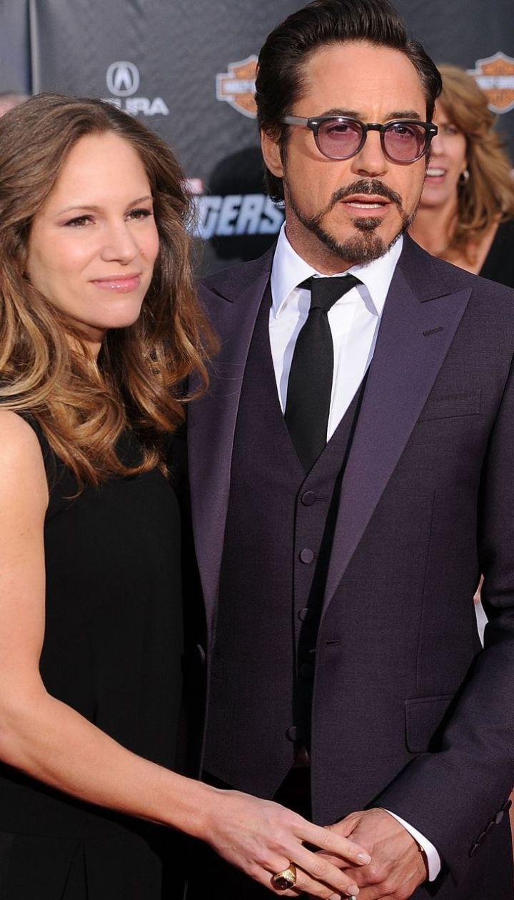 Роберт Дауни-младший с супругой Сьюзан @ Getty Images/Fotobank