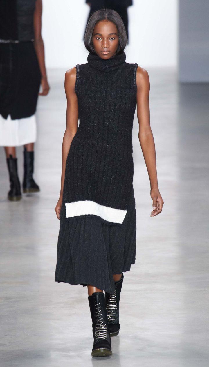 ff377c13698 Коллекция Calvin Klein прет-а-порте сезона осень-зима 2014-2015   Полноэкранный  режим