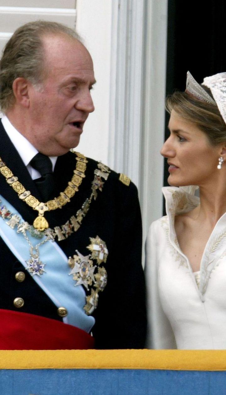 Хуан Карлос I и принцесса  Летиция @ Getty Images/Fotobank