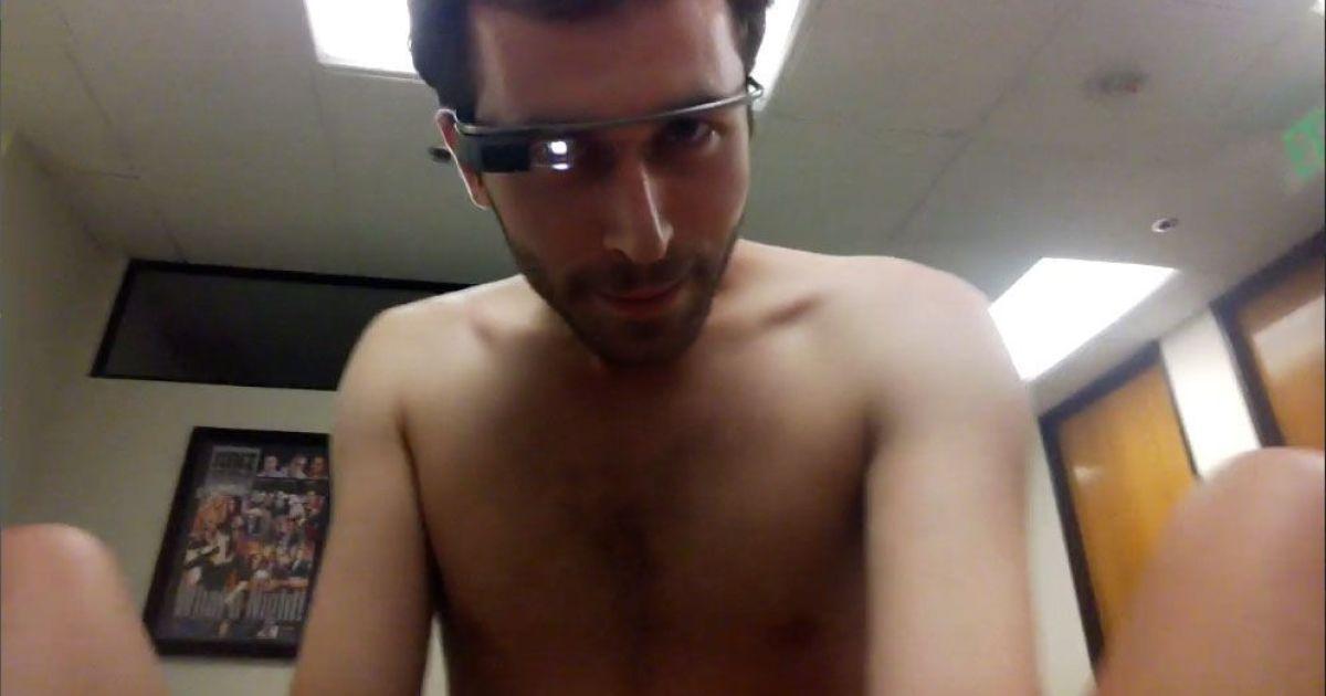 Google glass порнофильм