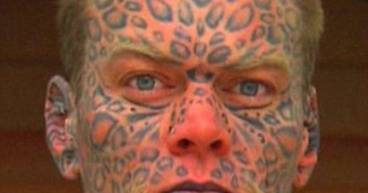 Ларрі Да Леопард вирішив перевтілитися у леопарда @ National Geographic